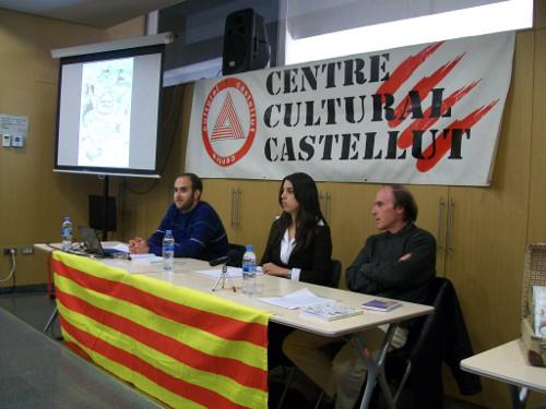 """Presentació del llibre """"Bogeries Meues"""", de Sole Pérez, a l'Auditori de Castalla 1"""