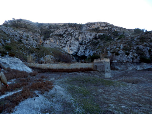 Les rutes del Centre: Pantà de Relleu-Racó de Cortés 1