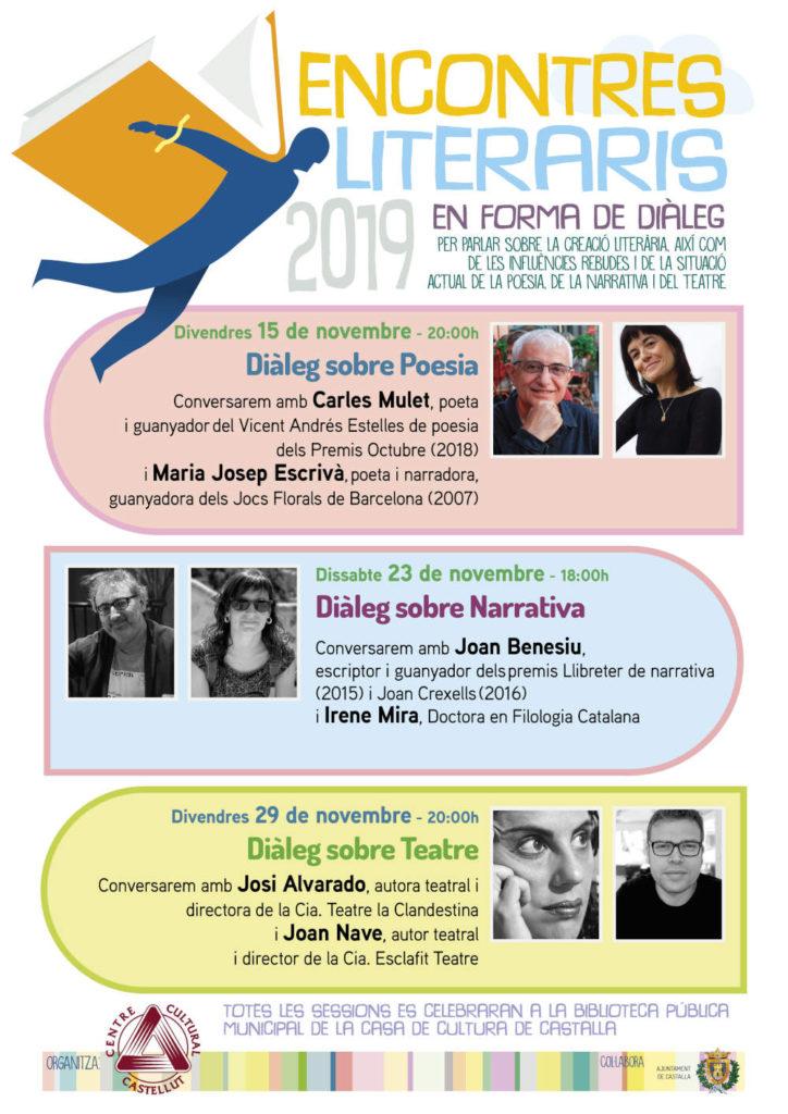 Encontres Literaris 2019 11